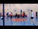 Волейбол смешанных команд в Полярном.1 мая 2015г