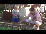 Скачковы молодые сын и отец