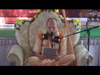 Е.С. Бхакти Ананта Кришна Г. - Санкиртана в Грихастха Ашраме ч.2