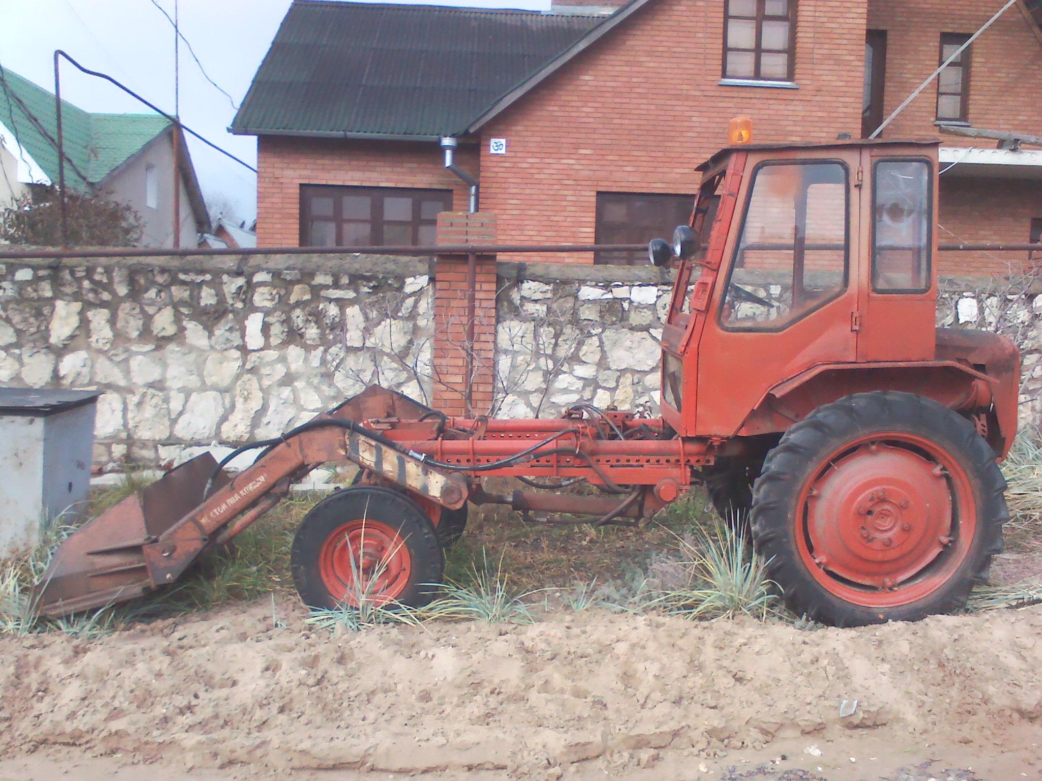 Как сделать трактор своими руками: практические рекомендации