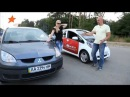 BYD E6 и Mitsubishi i-MiEV наш тест электромобилей. За рулем