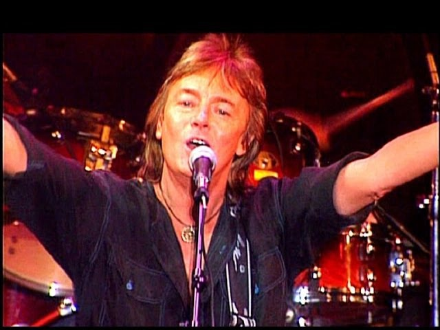 Chris Norman of Smokie Lay Back in the Arms of Someone 2004 Live Video