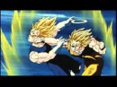 SSJ2 Goku vs Majin Vegeta HD-AMV