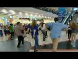 Классный Флэшмоб в аэропорту Дубаи