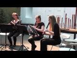 Georg Philipp Telemann (1681-1767) Sonata for 3 recorders in g-minor