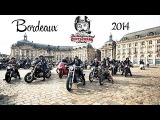 Distinguished Gentleman's Ride 2014 - Bordeaux - France