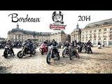 Distinguished Gentleman's Ride 2014 - Bordeaux - France