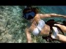 Дайвинг с акулами возможности камеры GoPro HERO3