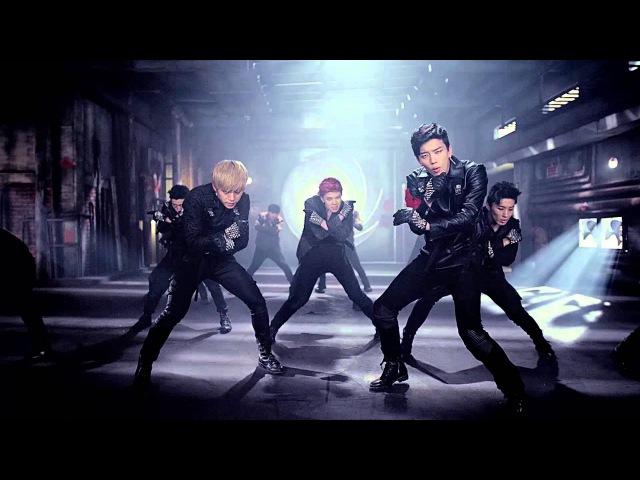 【MV】B.A.P「ONE SHOT」(JAPAN 2ND SINGLE 2013.11.13)