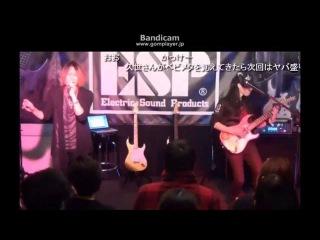 【BABYMETAL】大村孝佳&久世敦史 「Guitar seminar 5」20150429 16:00