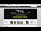 7-4 Сайты где брать музыку для видео