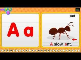 Learn ABC online (Bảng chữ cái tiếng Anh)