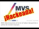 Anonymous México hackea la web de MVS y deja la verdad sobre el caso Aristegui.