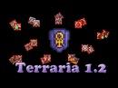 Terraria - Щит АнкхаАнха и все его комплектующие.