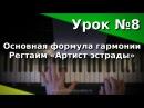 Урок 8. Основная формула гармонии. Регтайм «Артист эстрады». Курс Любительское музицирование