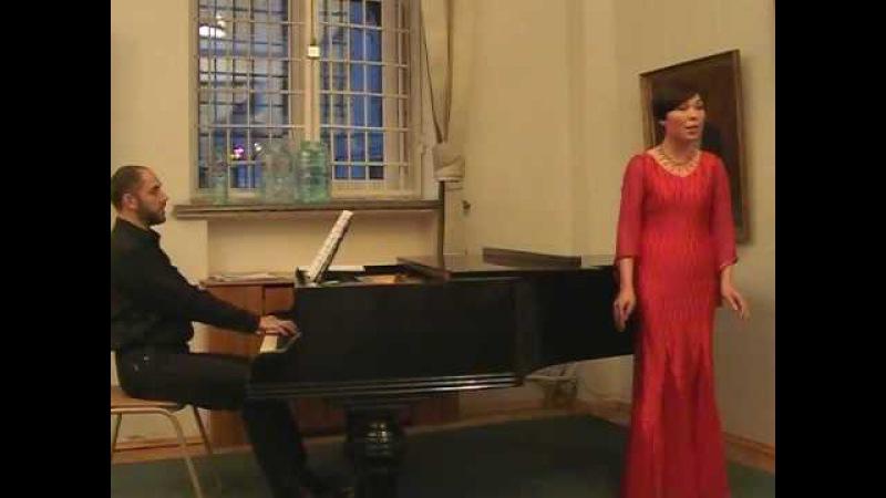 Ekaterina Yudina sings: Гурилёв - Матушка-голубушка