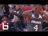 Dennis Smith Drops 35 While Fighting off Double & Triple Teams at National Hoopfest