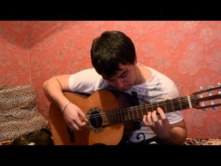 Steelheart She's Gone (guitar cover)