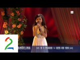 Angelina Jordan (8) sings Summertime by George Gershwin (Official HD), Norske Talenter 2014
