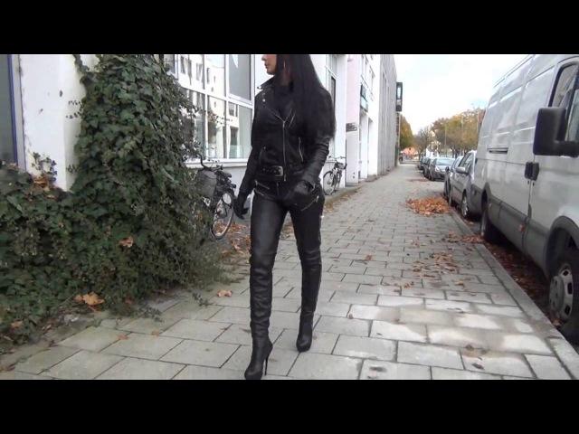 Leather fantasies 7 - fetish diva nadja