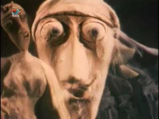 Наваждение, отечественный мультфильм, 1989 год