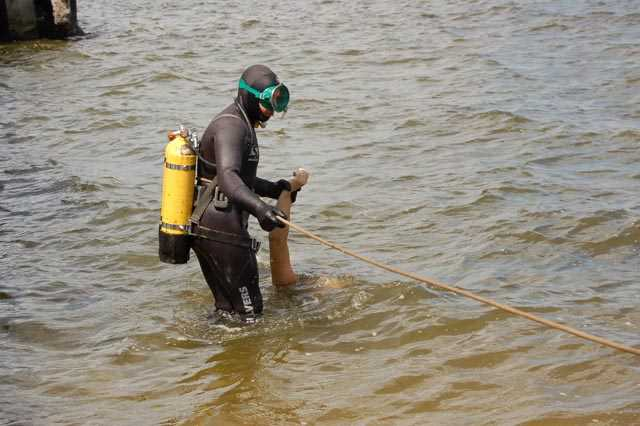 Под Таганрогом в реке Миус утонул 24-летний сельчанин