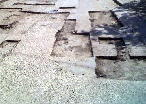 В Таганроге продолжается ремонт городских дорог