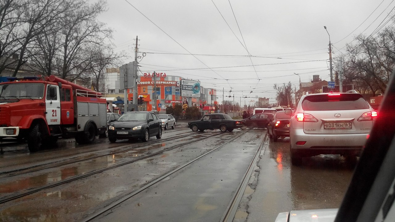 Срочная новость! Центр Таганрога в районе рынка «Радуга» оцеплен