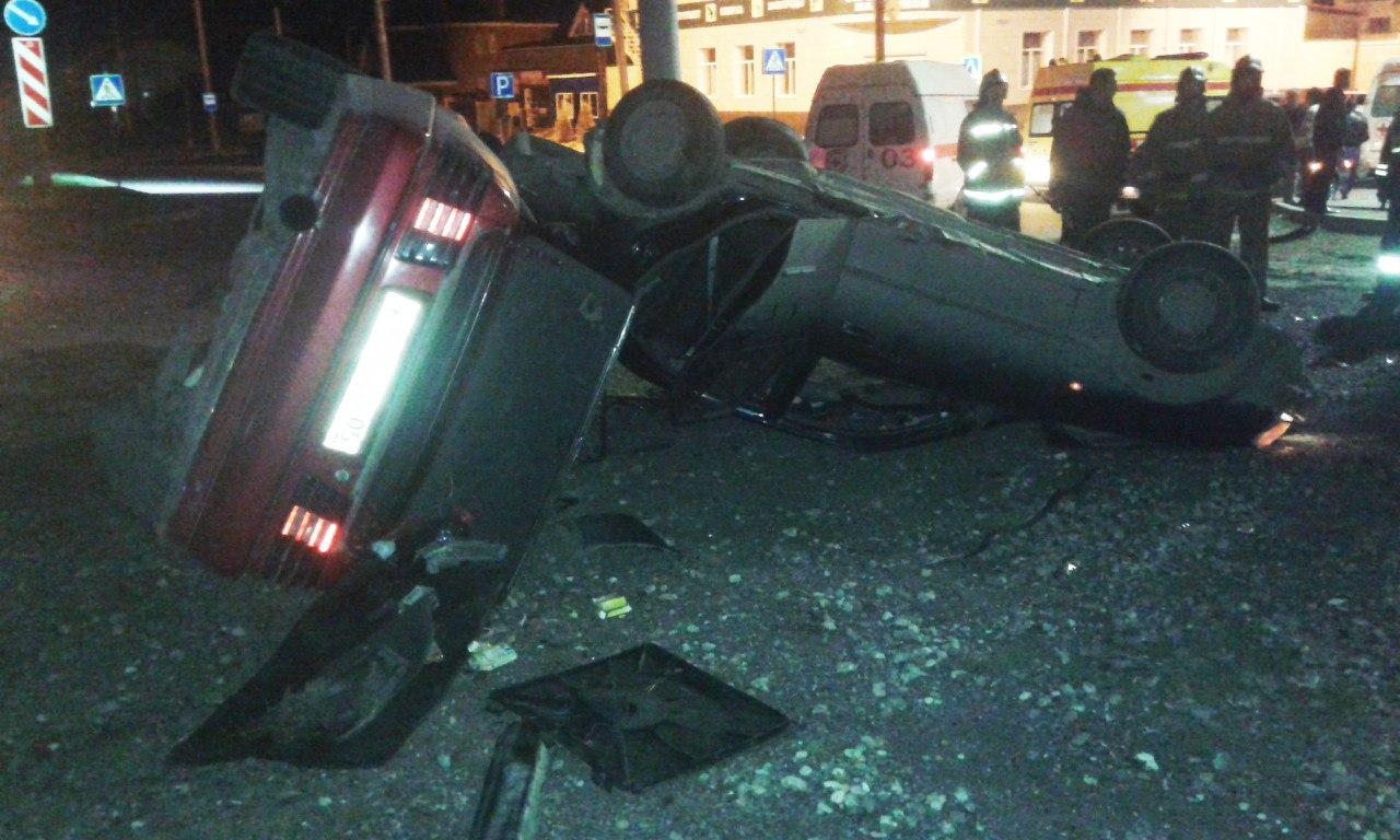 Уточненная информация по ДТП в Таганроге на улице Бакинской – трое пострадавших
