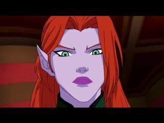 Зелёный Фонарь: Изумрудные рыцари Green Lantern: Emerald Knights (2011)