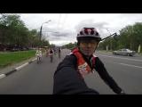 велосвадьба: видео-селфи на ходу )