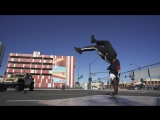 Bboy CRAZY MONKEY in Las Vegas   YAK FILMS x FIGURE 2 STYLE