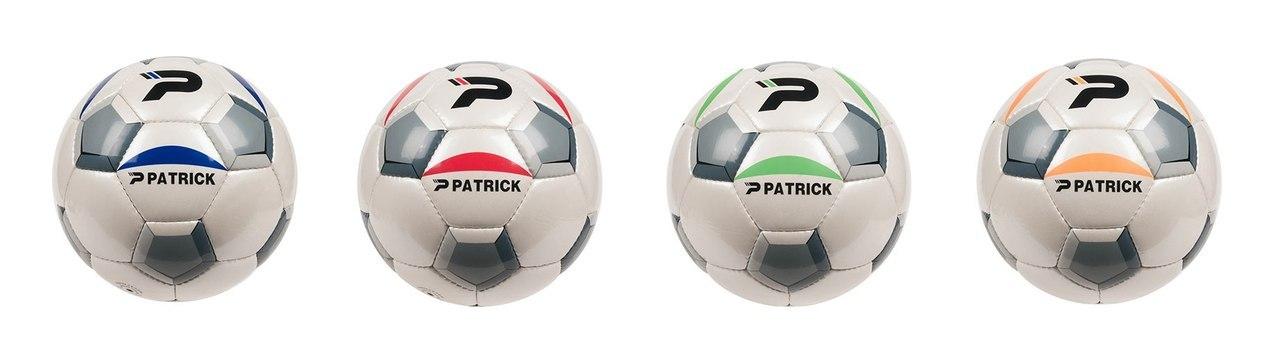 Новые мячи от PATRICK