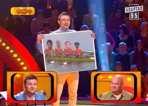 Юморист из Чистополя выиграл 10000 гривен на украинском шоу