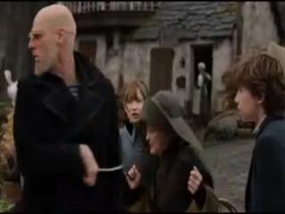 Lemony Snicket - Count Olaf as Captain Sham