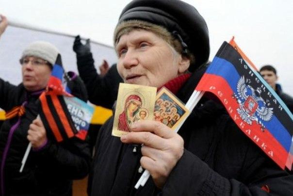 Донбасс превращается в Северную Корею, - мнение