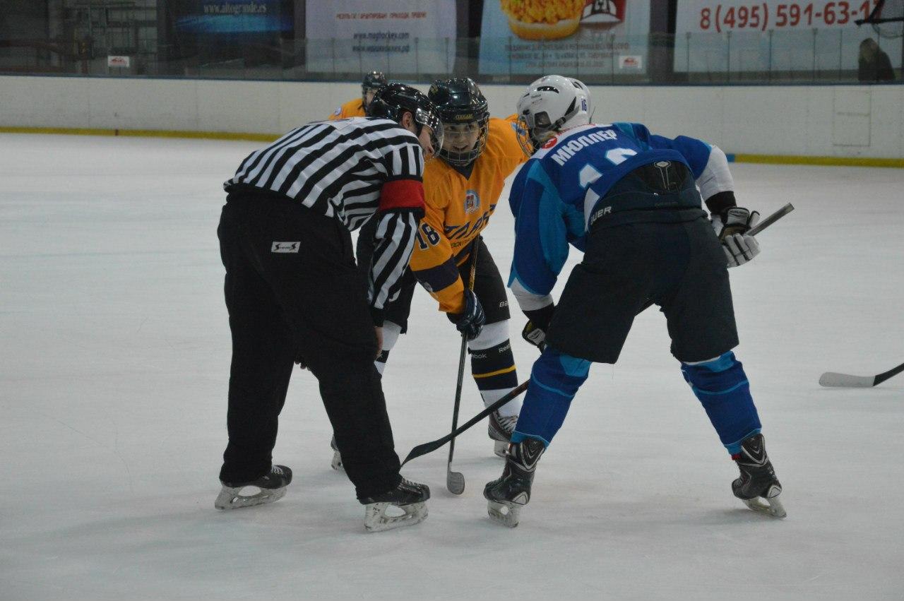 Праздник хоккея в Одинцово