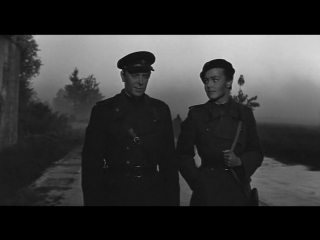 ВЕСНА НА ОДЕРЕ  96 мин. СССР 1967 реж.Леон Сааков