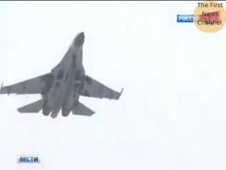 Самолеты США вновь нарушают воздушное пространство России 12.06.15 Новости Украины сегодня