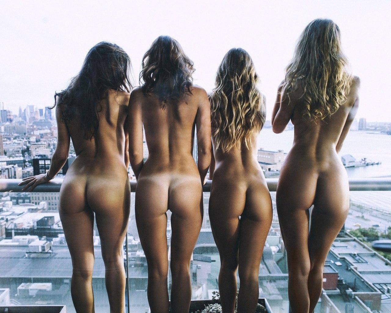 Много классных голых попок фото #11