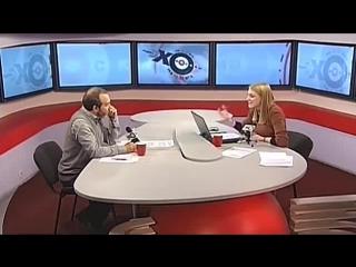 Леся Рябцева vs Виктор Шендерович: в России 8 миллионов людей