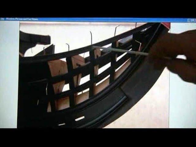 Школа Судомоделиста - 81 Приемы изготовления деталей и оформления гальюна. Часть 2