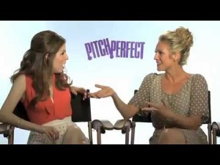 Anna Kendrick and Brittany Snow (