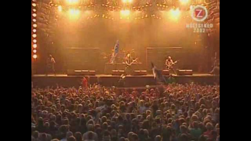 Slayer - Payback [live at Hultsfred, 2002]