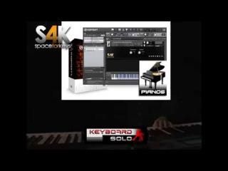 S4K Triple Kurzy Piano on NI Kontakt Jordan Rudess Keyboard Solo space4keys