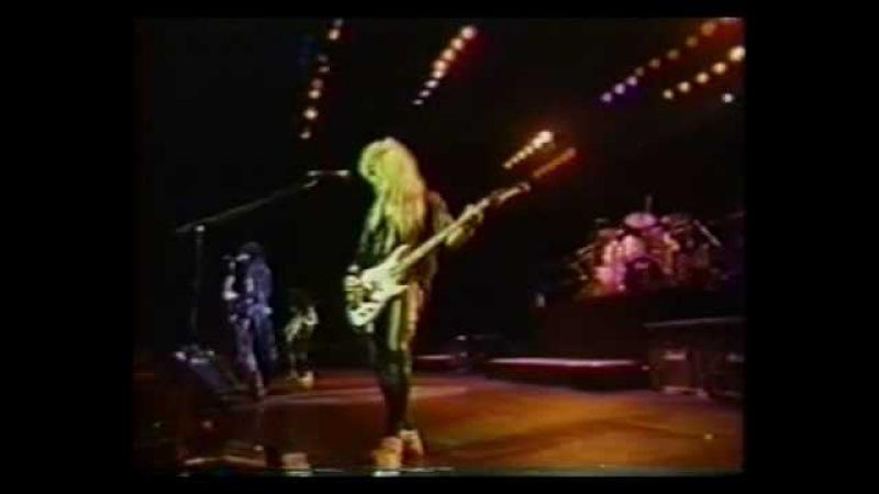 Cinderella - Back Home Again - Live In Japan 1987