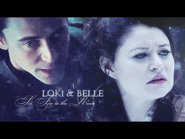 Loki Belle || You're not a monster