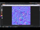 Exporting Textures out of Zbrush
