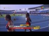 100m Semi World Youth Champs 2015 Sprinting Masterclass Khalifa St Fort 11 24 PR