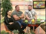 Яна Кащеева, Михаил Кокляев и Кирилл Сарычев